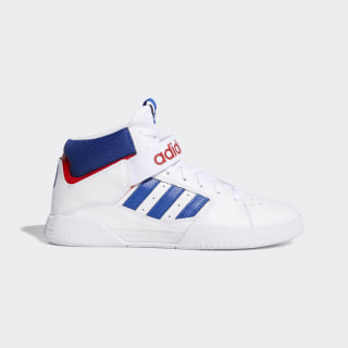 VRX Cup Mid Schuh Ftwr White / Collegiate Royal / Scarlet DB3174