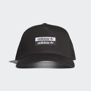 Gorra R.Y.V. Trucker Black / White FM1696