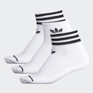 Low-Cut Socks 3 Pairs White CJ7659