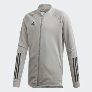 CON20 TR JKT Y Team Mid Grey FS7102