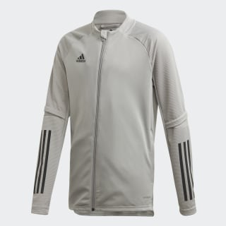 Condivo 20 Training Jacket Team Mid Grey FS7102
