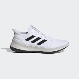 Кроссовки для бега Purebounce+ Cloud White / Core Black / Chalk Pearl G27385