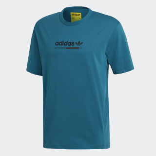 Kaval Tee Real Teal DH4967