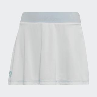 Parley Skirt White / Easy Blue DU2473