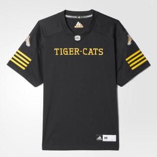 Tiger-Cats Home Jersey Black BA0627
