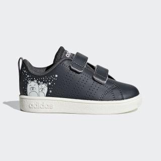 VS Advantage Clean Shoes Grey Six / Grey Six / Aero Pink F36371