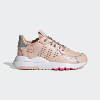 Nite Jogger Shoes Vapour Pink / Silver Metallic / Real Pink EG6994
