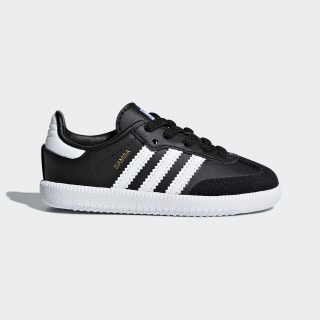 Tenis Samba OG Core Black / Cloud White / Cloud White B42129