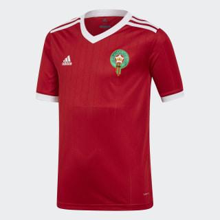 Marokko Heimtrikot Power Red / White CK6583