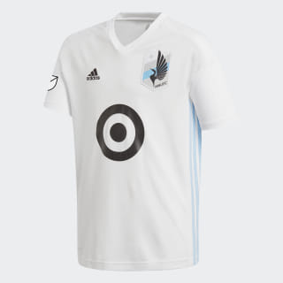 Minnesota United FC Away Jersey White / Zenith DP2992