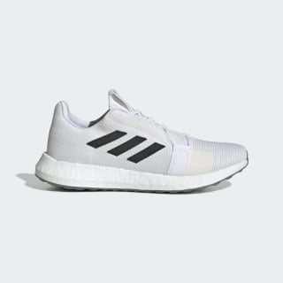 Tênis Senseboost GO Cloud White / Grey Six / Chalk White EG0959