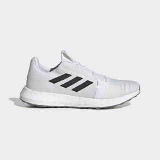 Zapatillas para correr Senseboost GO Cloud White / Grey Six / Chalk White EG0959