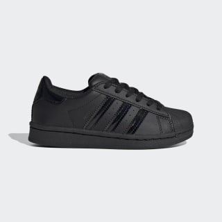 Superstar Shoes Core Black / Core Black / Core Black FV3149