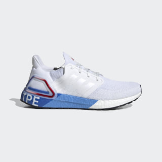 Ultraboost 20 Taipei City Pack Shoes Cloud White / Cloud White / Glory Red FX7816