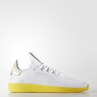 Pharrell Williams Tennis Hu Primeknit Shoes Cloud White / Cloud White / Cloud White BY2674