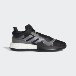 Marquee Boost Low Shoes Core Black / Grey Four / Night Metallic EH2383