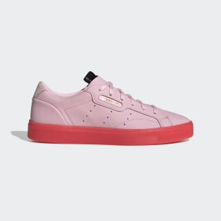 adidas Sleek Shoes Diva / Diva / Red BD7475
