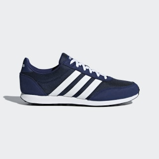 V Racer 2.0 Shoes Dark Blue / Cloud White / Cloud White B75795