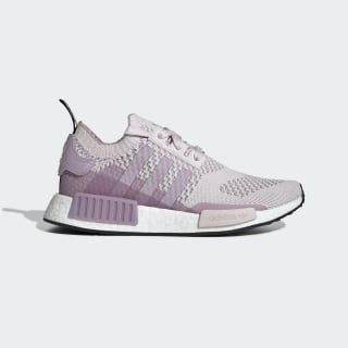 NMD_R1 Primeknit Shoes Orchid Tint / Soft Vision / Core Black EE6435