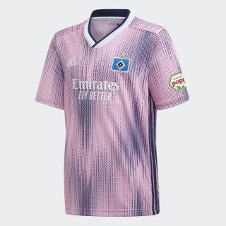 Hamburger SV Auswärtstrikot True Pink / Collegiate Navy / White CM3254