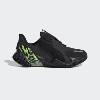 Chaussure 4UTURE RNR Core Black / Night Metallic / Signal Green EG1777