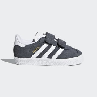 Gazelle Shoes Dgh Solid Grey/Ftwr White/Ftwr White CQ3140