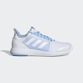 Adizero Defiant Bounce 2 Shoes Cloud White / Cloud White / Glow Blue G26822