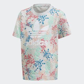 Комплект: футболка и леггинсы Boyfriend multicolor / real pink s18 FJ3931