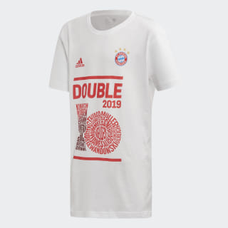 FCB Double tee White GE5480