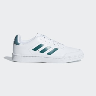 Tenis Court 70s FTWR WHITE/RAW GREEN/CLOUD WHITE B96214
