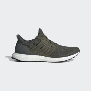 Ultraboost Shoes Legend Ivy / Raw Khaki / Cloud White DB2833