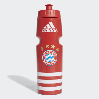 Bouteille FC Bayern 750 mL Fcb True Red / White DI0229