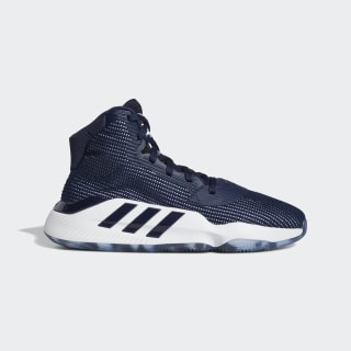Pro Bounce 2019 Schuh Collegiate Navy / Cloud White / Cloud White EF9834