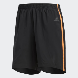 Shorts Response Black / Hi-Res Orange CF9870