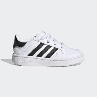 Sapatos Team Court Cloud White / Core Black / Cloud White EG9093