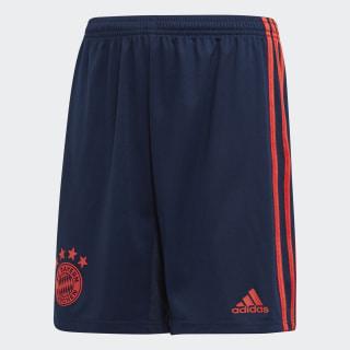 FC Bayern München Derde Short Collegiate Navy / Bright Red DW7398