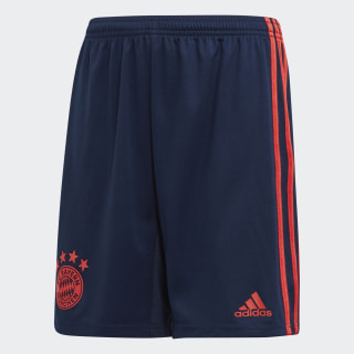 FC Bayern Third Shorts Collegiate Navy / Bright Red DW7398