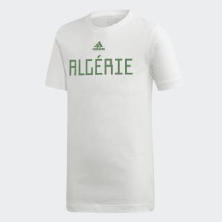 Algeria Tee White GK6189