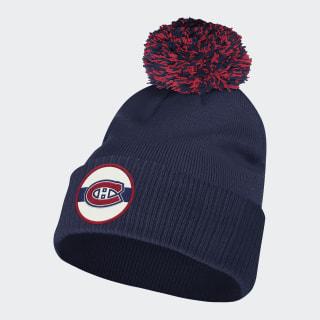Canadiens Stadium Cuffed Pom Beanie Nhl-Mca-508 / True Navy FN0520