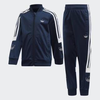SPRT BB Suit Collegiate Navy / White FK1955