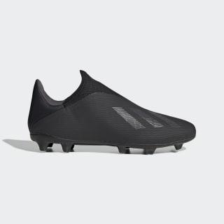 X 19.3 FG Fußballschuh Core Black / Utility Black / Silver Met. EF0599