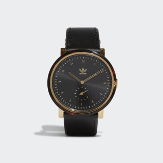 District_AL3 Watch Black / Gold Metallic / Dark Brown CM1668