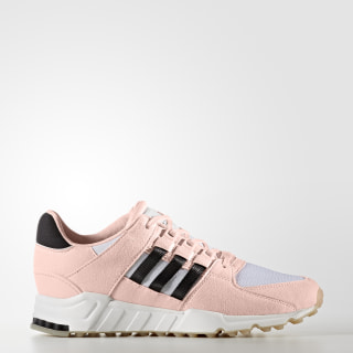 EQT Support RF Shoes Icey Pink / Core Black / Footwear White BY9106