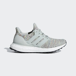 Chaussure Ultraboost Ash Silver / Carbon / Core Black B43515