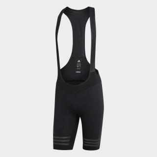 Szorty adistar Engineered Woven Bib Shorts Black / Black Reflective AZ4761