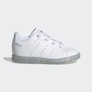 Stan Smith Schoenen Cloud White / Cloud White / Grey One EE7597