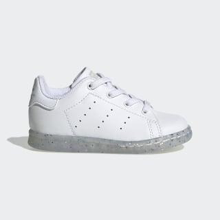 Stan Smith sko Cloud White / Cloud White / Grey One EE7597