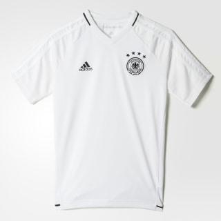 Germany Training Jersey White / Black B10554