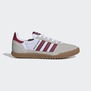 Indoor Super Shoes Cloud White / Collegiate Burgundy / Gum EF9176