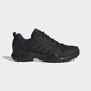 Sapatos de Caminhada AX3 GORE-TEX TERREX Core Black / Core Black / Carbon BC0516